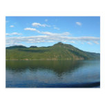 Coast of British Columbia in Scenic Canada Postcard