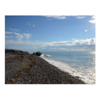 Coast Of Calabria Postcard
