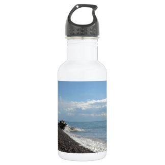 Coast Of Calabria Water Bottle