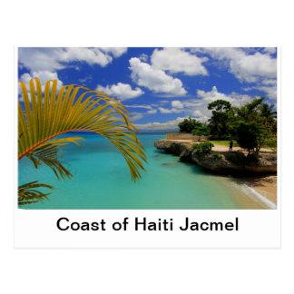 Coast of Haiti Postcard
