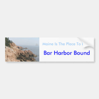 Coast of Maine Bumper Stickers