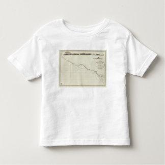 Coast of Mexico Tee Shirts