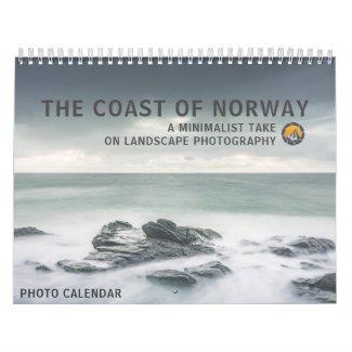 Coast of Norway 2022 Calendar