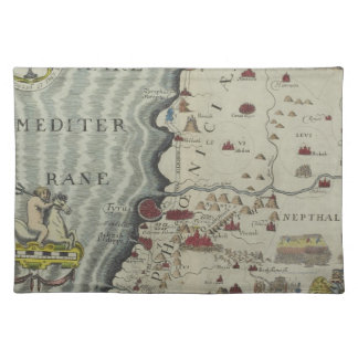 Coast of Phoenicia Placemat