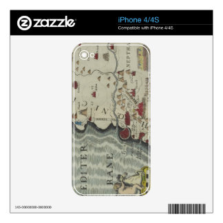 Coast of Phoenicia Skin For The iPhone 4