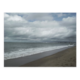 Coast of Rio das Ostras Postcard
