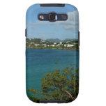 Coast of Saint Lucia Samsung Galaxy S3 Case