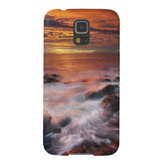 Coast Of The Natural Park Of Cabo De Gata Galaxy S5 Cover