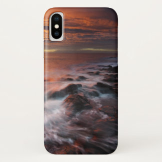 Coast Of The Natural Park Of Cabo De Gata iPhone X Case