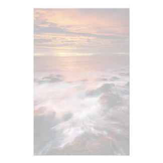 Coast Of The Natural Park Of Cabo De Gata Stationery