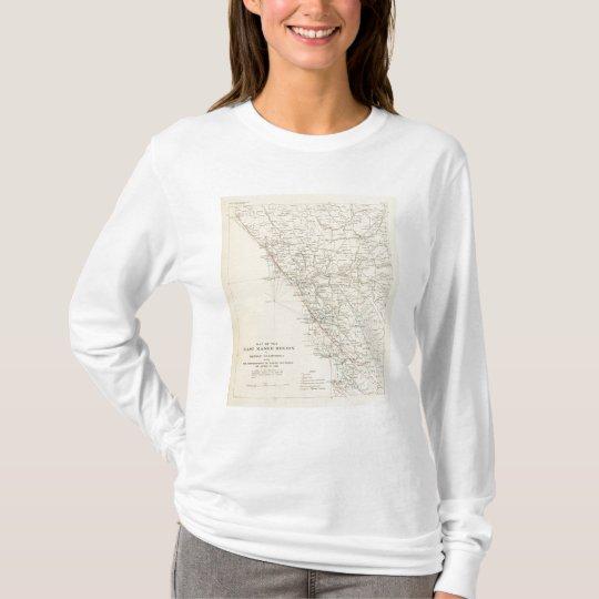 Coast Range Middle California T-Shirt