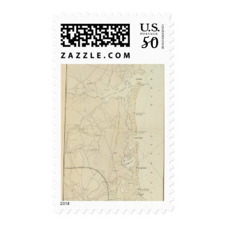 Coast section no 5 Absecon Beach to Sea Island Postage
