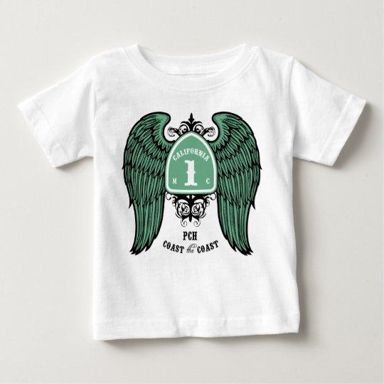Coast the Coast Baby T-Shirt