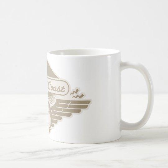 Coast the Coast Coffee Mug