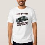 Coast to Coast Drifter T-shirt
