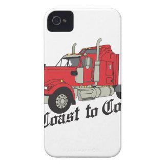 Coast To Coast iPhone 4 Case-Mate Case