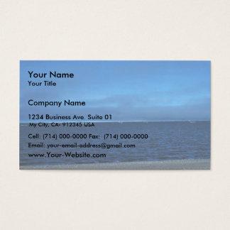 Coastal Area 51 Business Card