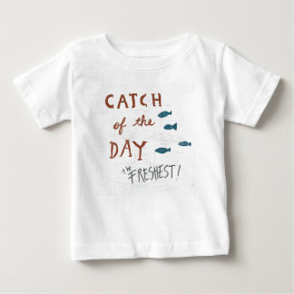 Coastal Art | Catch of the day Baby T-Shirt
