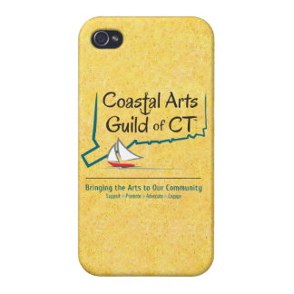 Coastal Arts Guild iPhone Case iPhone 4 Cover