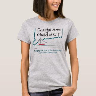 Coastal Arts Guild of CT T-shirt