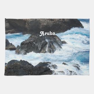 Coastal Aruba Hand Towels