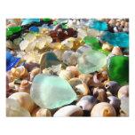 Coastal Beach Seaglass Photography art prints Photo Print