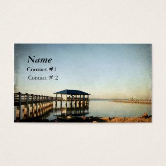 Coastal Business Card