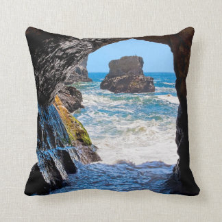 Coastal California Cave - Seaside Dream Pillows