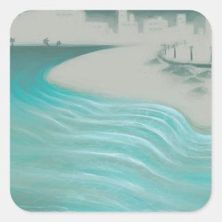 Coastal City Stickers