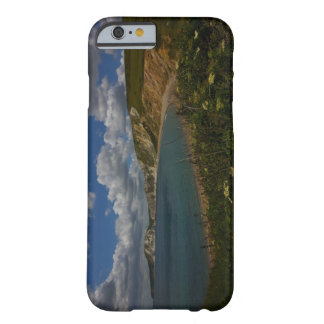 Coastal cliffs and landscape barely there iPhone 6 case
