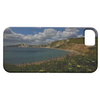 Coastal cliffs and landscape iPhone 5 cases