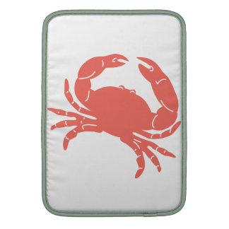 Coastal Crab Sleeve For MacBook Air