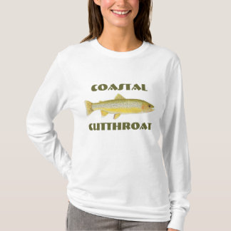 Coastal Cutthroat Trout T-Shirt