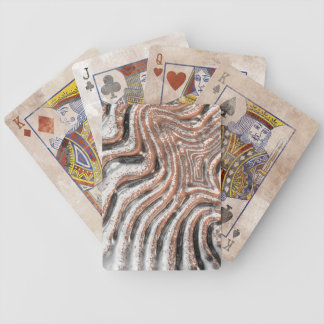 Coastal Dream Bicycle Playing Cards