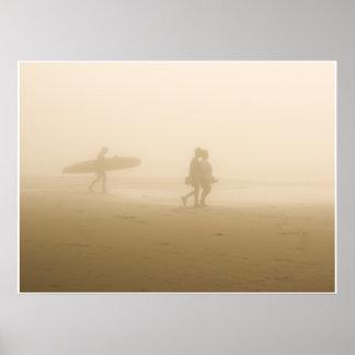 Coastal Dreams Poster