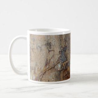 Coastal Driftwood Picture Coffee Mug