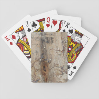 Coastal Driftwood Picture Card Decks