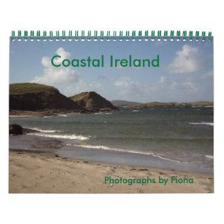 Coastal Ireland Calendar