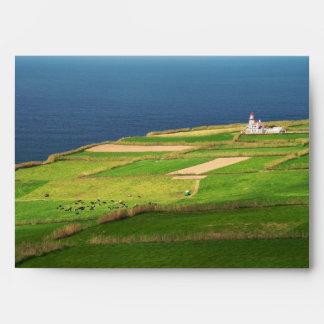 Coastal landscape envelope