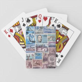Coastal Landscape Playing Cards, Boho Travel Art Playing Cards