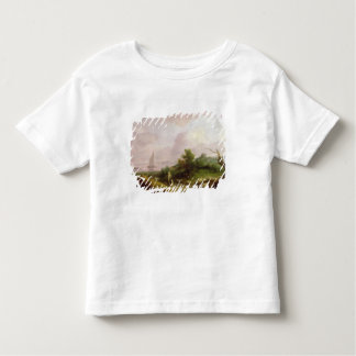 Coastal Landscape with a Shepherd and his Flock, c Toddler T-shirt