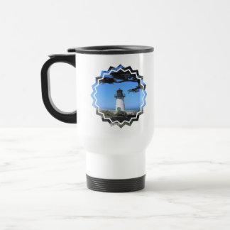 Coastal Lighthouse  Plastic Travel Mug
