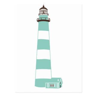 Coastal Lighthouse Postcard