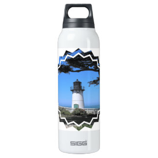 Coastal Lighthouse SIGG Thermo 0.5L Insulated Bottle