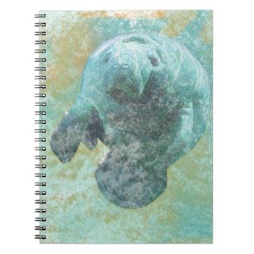 Coastal Living Beautiful Manatee | Notebook