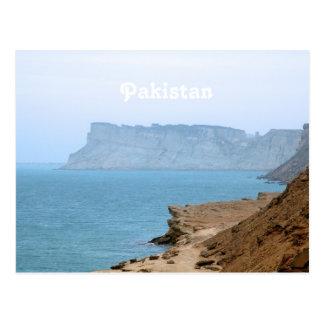 Coastal Pakistan Postcard
