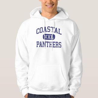 Coastal Panthers Middle Savannah Georgia Hoodie