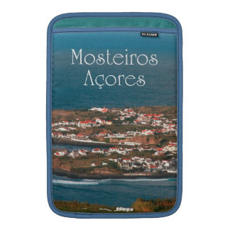 Coastal parish MacBook air sleeves