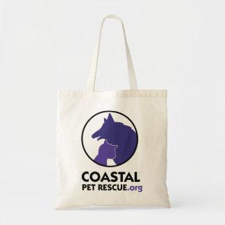 Coastal Pet Rescue Tote Bag