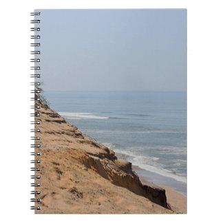 Coastal photo notebook